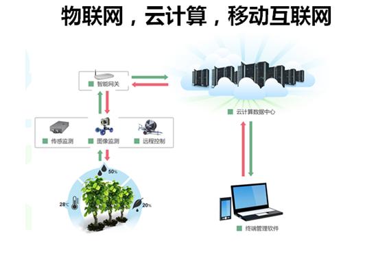 智慧农业大数据物联网解决方案
